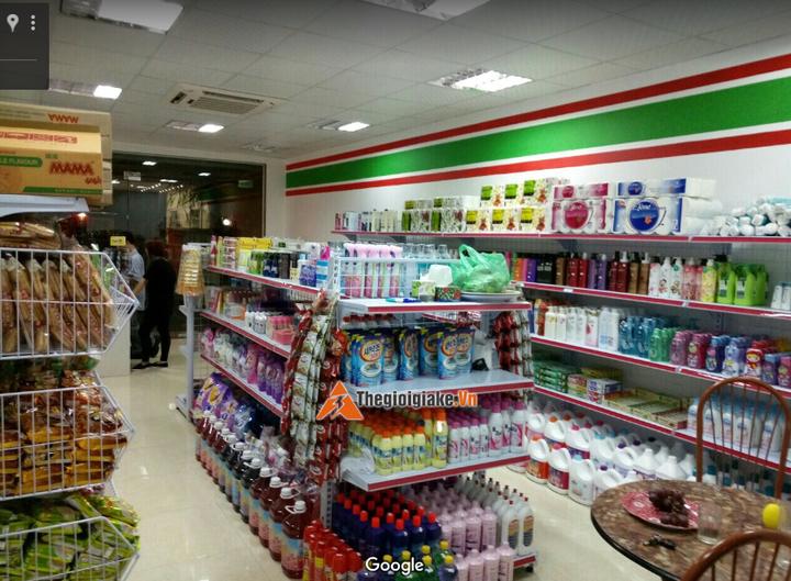 kệ bày hàng siêu thị tết 2019