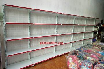 Thanh lý kệ siêu thị tại Bắc Ninh