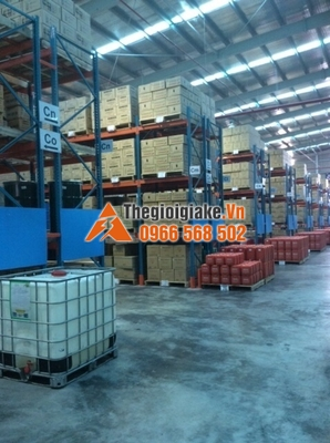 Kệ công nghiệp KCN Đông Mai, Quảng Ninh