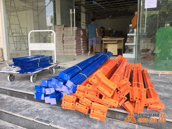 Kệ công nghiệp tại KCN Quế Võ, Bắc Ninh