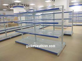 kệ siêu thị kép 1m2